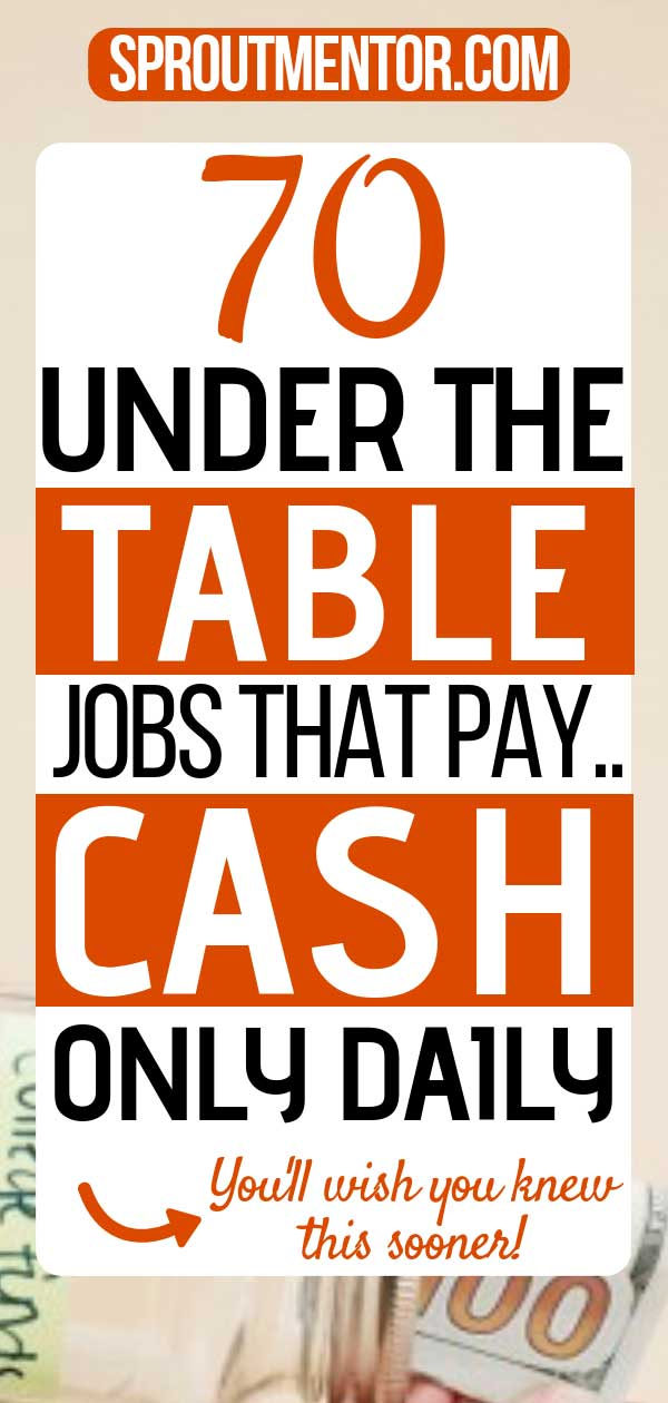 Under-the-table-jobs