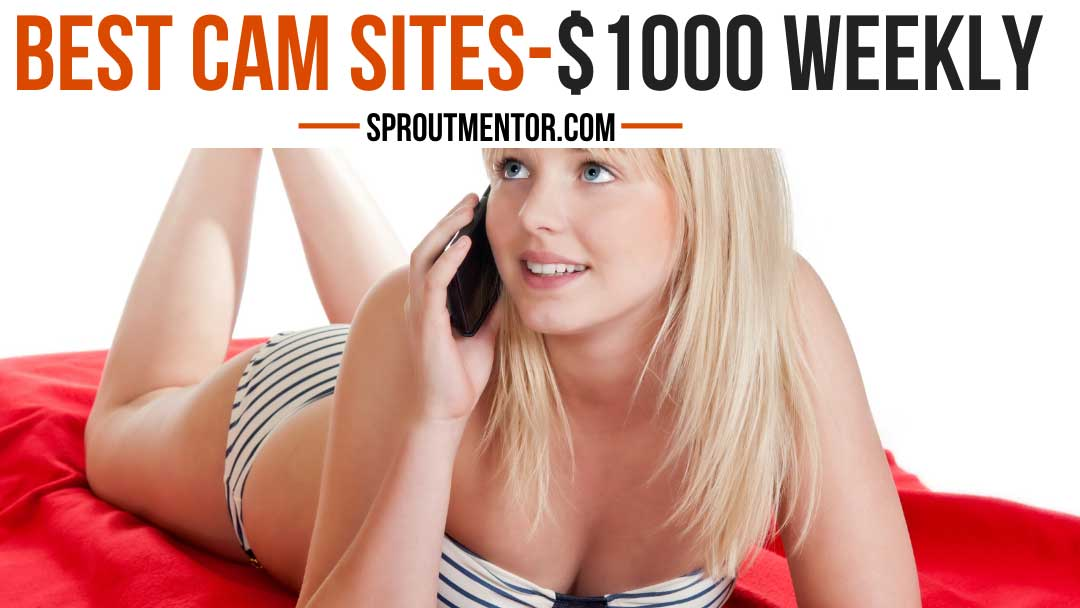 Best Cam Sites For 2021: Become a Work From Home Webcam Model